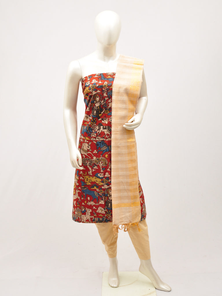 Kalamkari Dress Material [D2003368]