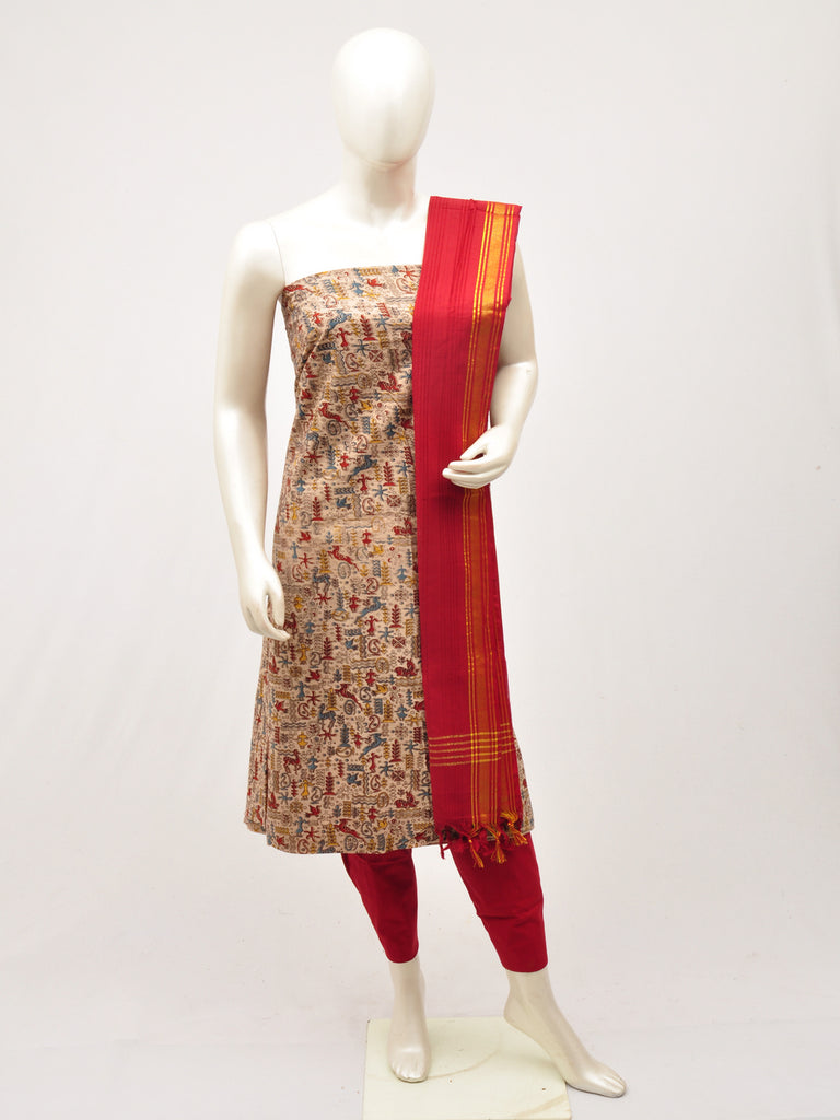 Kalamkari Dress Material [D2003381]