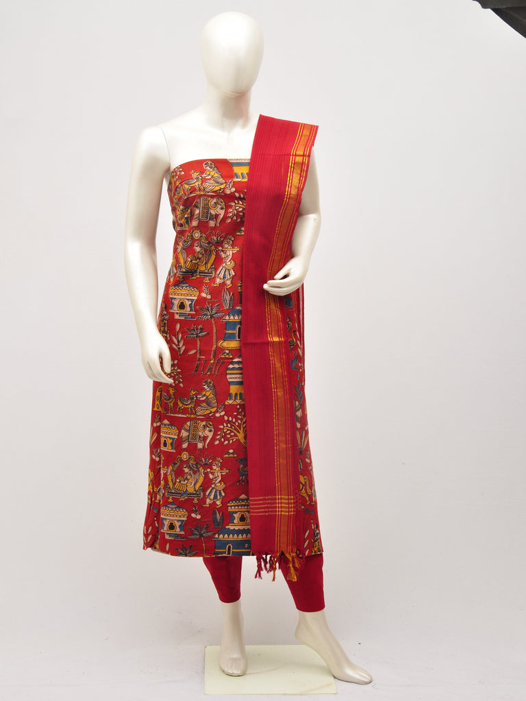 Kalamkari Dress Material [D60527025]