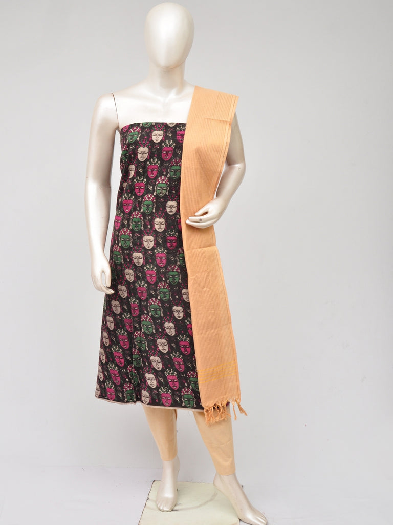 Kalamkari Dress Material  [D71108095]