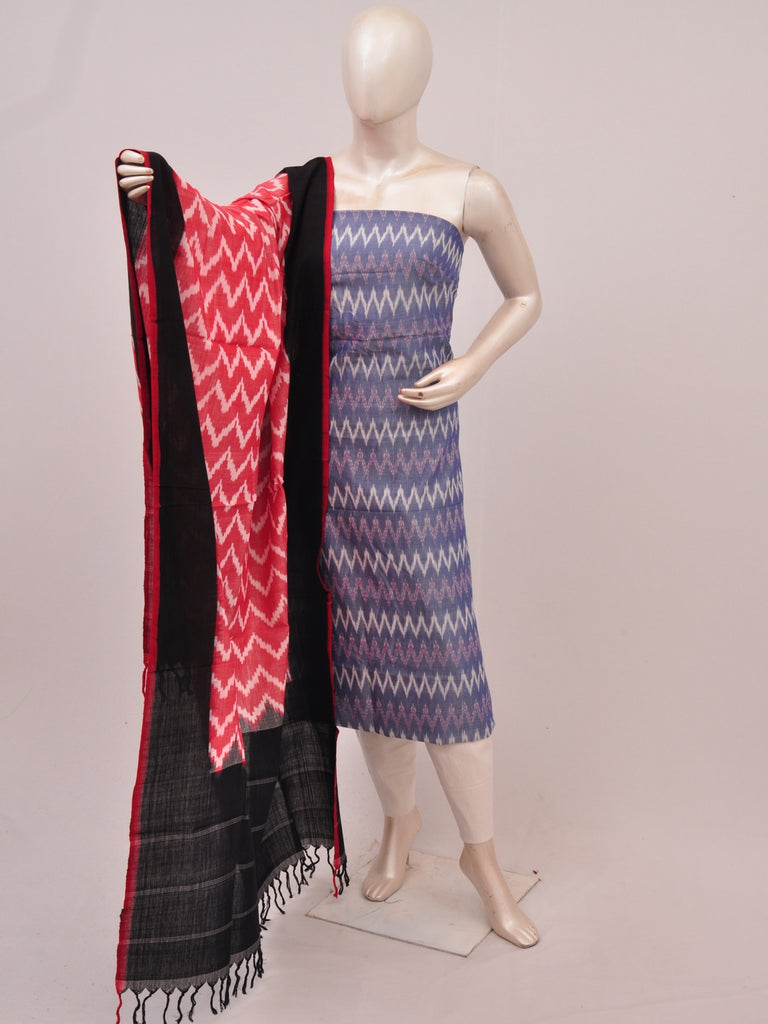 Mercerised cotton Dress Material With Designer Dupatta [D90221004]