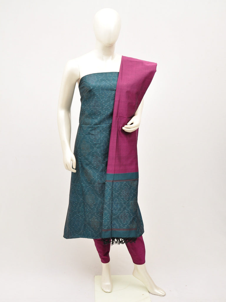 Silk Woven Designer Dress Material  [D12033025]