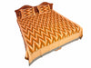 Pochampally Ikkat Cotton Double Bedsheet  [D1153204]