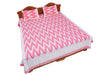 Pochampally Ikkat Cotton Double Bedsheet  [D1153206]