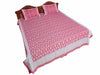 Pochampally Ikkat Cotton Double Bedsheet  [D1153209]