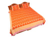 Pochampally Ikkat Cotton Double Bedsheet  [D1153214]