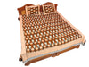 Pochampally Ikkat Cotton Double Bedsheet  [D1153215]