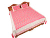 Pochampally Ikkat Cotton Double Bedsheet  [D1153220]