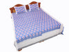 Pochampally Ikkat Cotton Double Bedsheet  [D1153222]