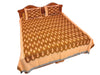 Pochampally Ikkat Cotton Double Bedsheet  [D1153228]