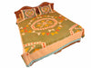 Pochampally Ikkat Cotton Double Bedsheet  [D1153230]