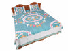 Pochampally Ikkat Cotton Double Bedsheet  [D1153231]