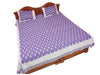 Pochampally Ikkat Cotton Double Bedsheet  [D1153239]