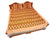 Pochampally Ikkat Cotton Double Bedsheet  [D1153241]
