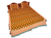 Pochampally Ikkat Cotton Double Bedsheet  [D1153245]