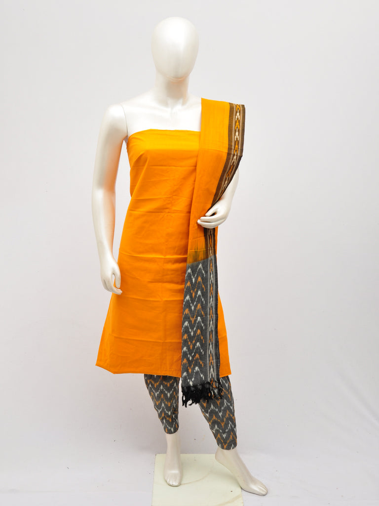 Pochampally Ikat Designer Bottom and Dupatta [11733996]
