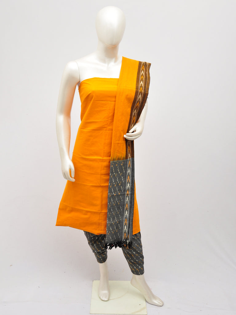 Pochampally Ikat Designer Bottom and Dupatta [11734000]