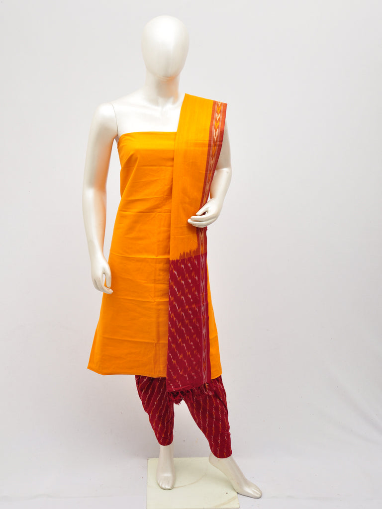 Pochampally Ikat Designer Bottom and Dupatta [11734004]
