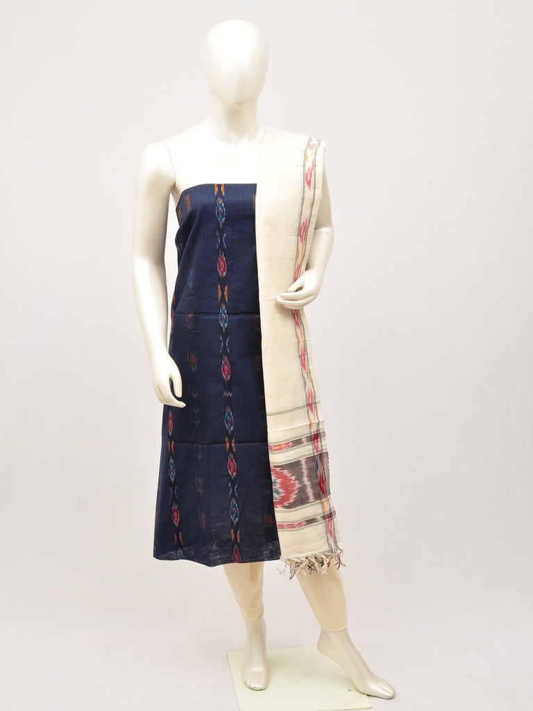 Cotton Woven Designer Dress Material [D12032980]