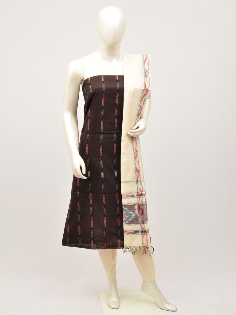 Cotton Woven Designer Dress Material [D12032981]