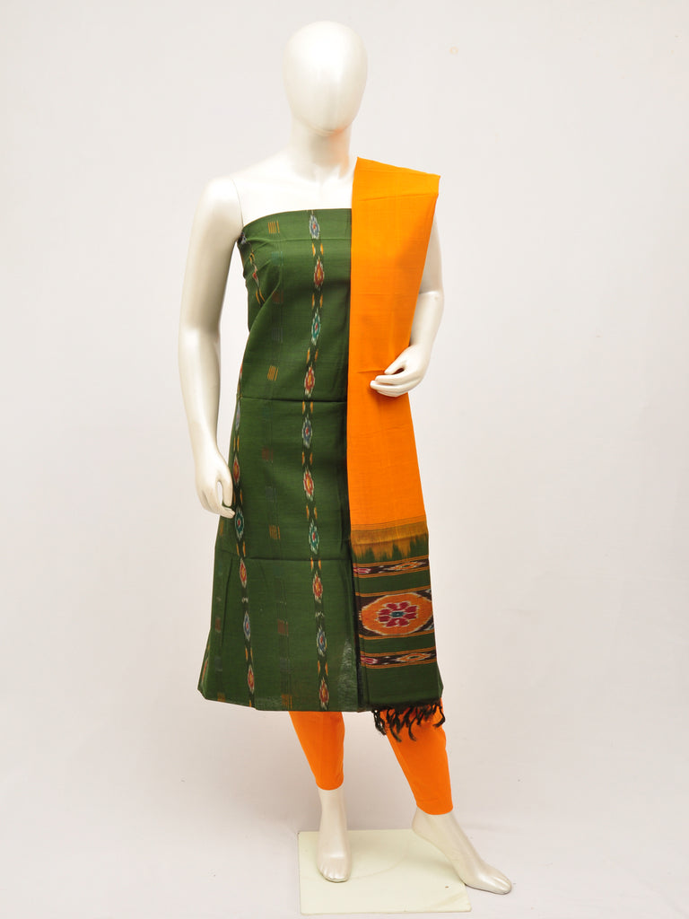 Cotton Woven Designer Dress Material [115329452]