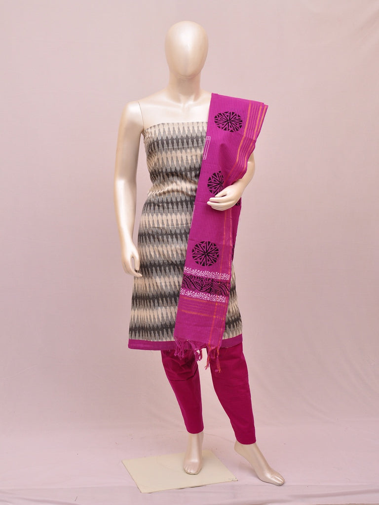 Cotton Woven Designer Dress Material [D10332508]
