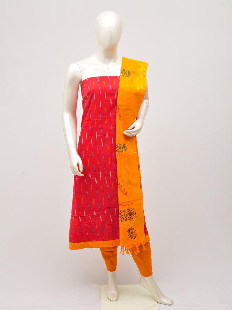 Cotton Woven Designer Dress Material [60527001]