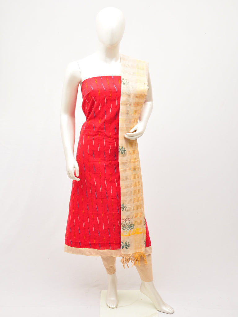 Cotton Woven Designer Dress Material [60628013]