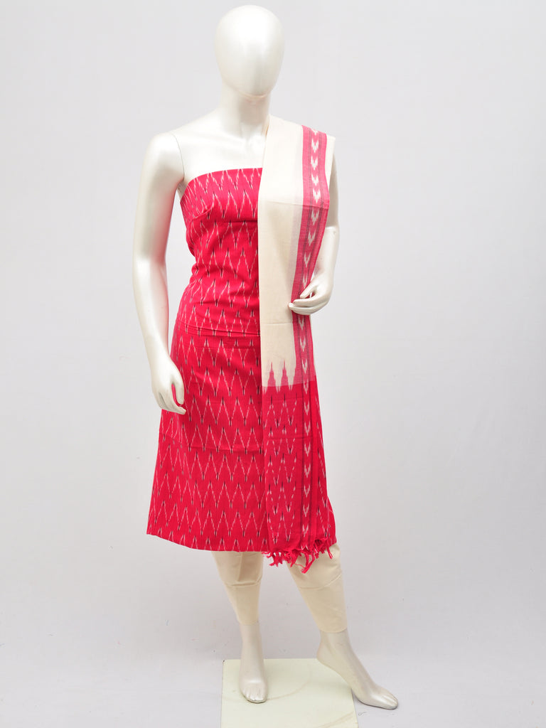 Cotton Woven Designer Dress Material [D61207015]