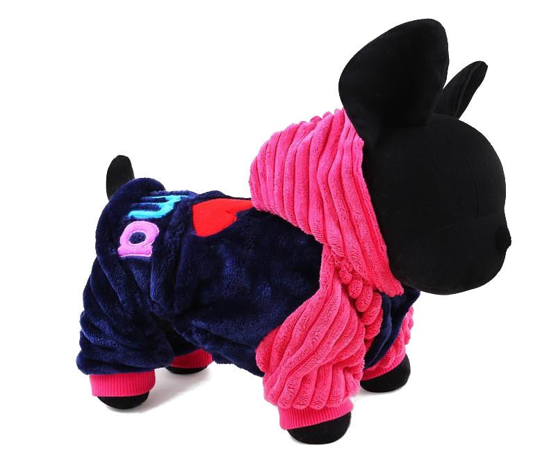Dog Fleece Jacket