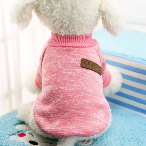 Cozy & Snugly Dog Sweater