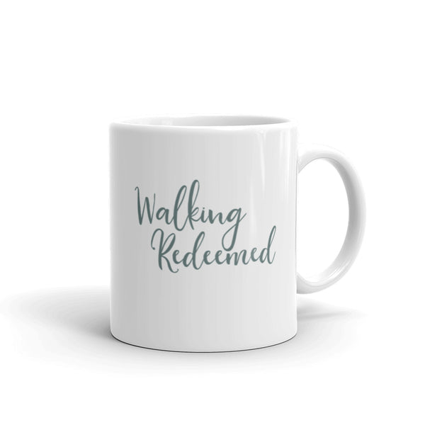 Mug - Walking Redeemed