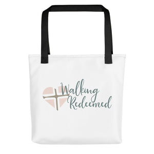 Tote bag - Walking Redeemed