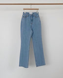 Highwaist Flare Cut Jeans