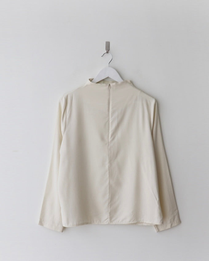 Clou High Neck Blouse