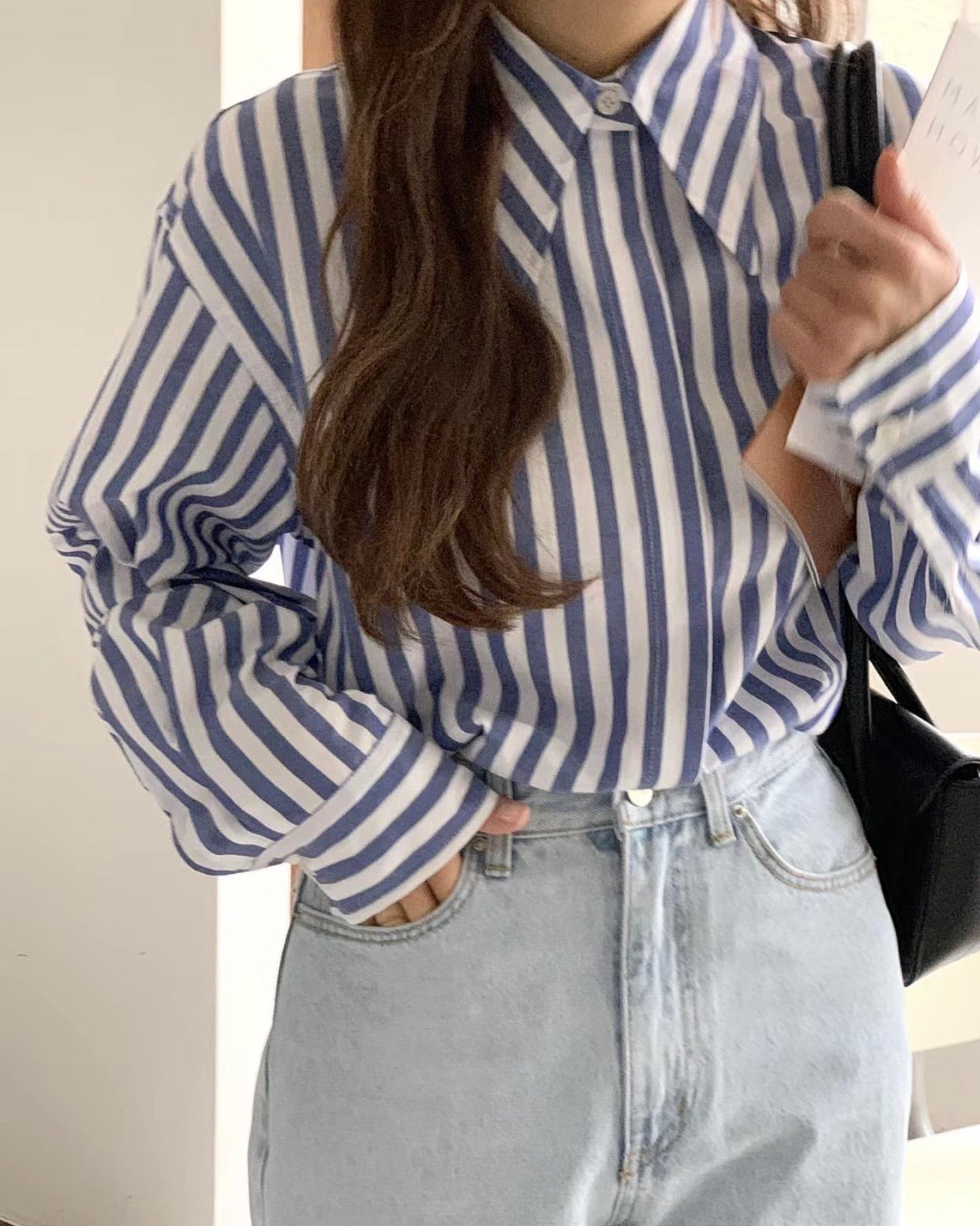 Vera Striped Shirt