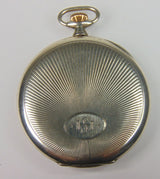 Silver pocket watch, 20s - Antichità Galliera