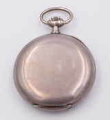 Omega pocket watch in silver, early 900s
