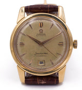 Omega Seamaster vintage in 18k gold automatic hammer, 1952
