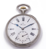 Pocket watch Perseo State Railways, early 900s