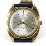 Vintage Omega Constellation automatic wristwatch with date, 60s