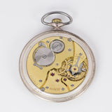 Zenith pocket watch in silver, 30s