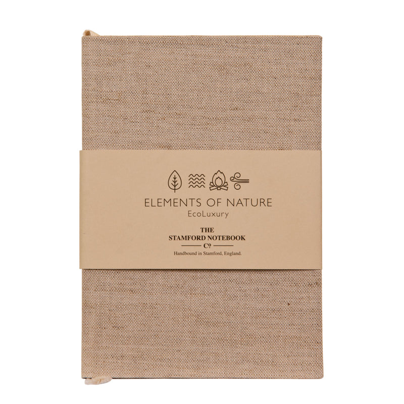 Elements of Nature - Our Fully Recyclable, Luxury Notebook