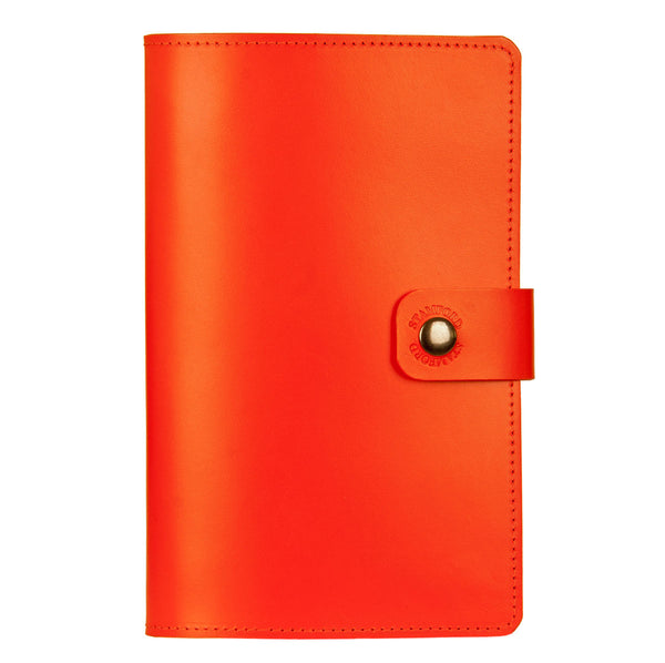 The Burghley Refillable Leather Journal - Bright Range