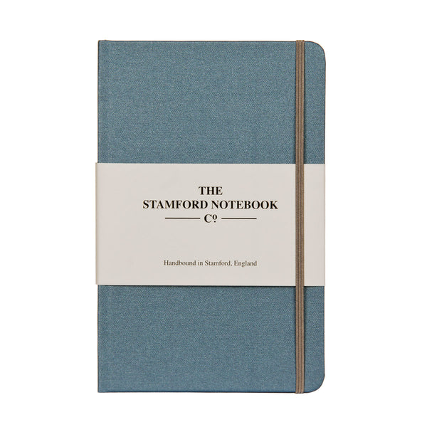 The Metallic Buckram Notebook