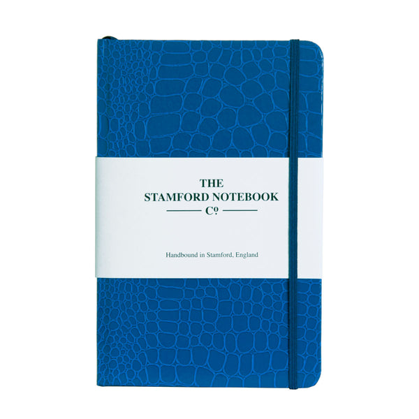 The Mock Croc Embossed Notebook