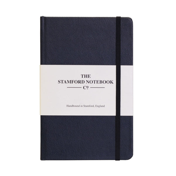The Recycled Leather Notebook
