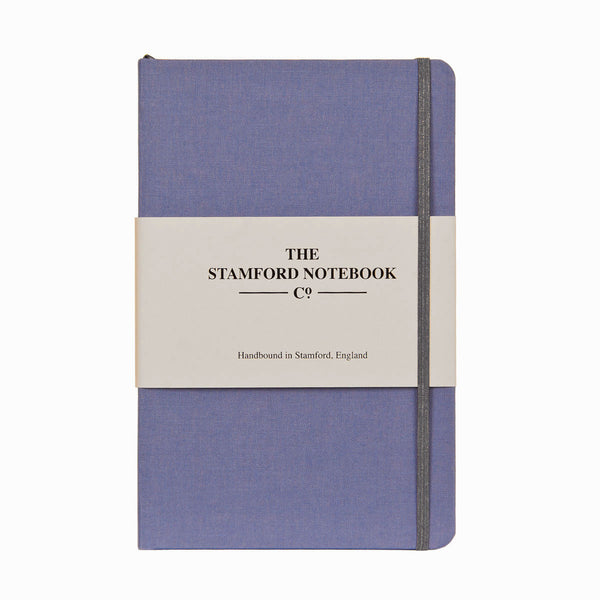 The Calm and Classic Woven Cloth Notebook