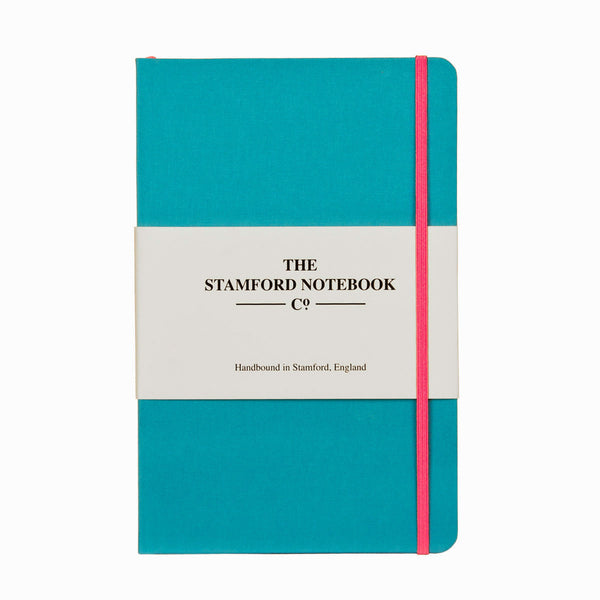 The Bold and Bright Woven Cloth Notebook