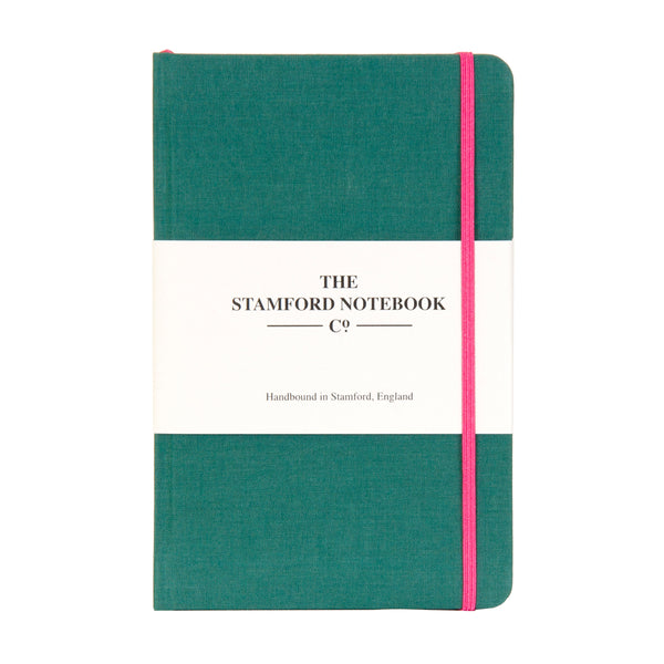 The Limited Edition Woven Cloth Notebook